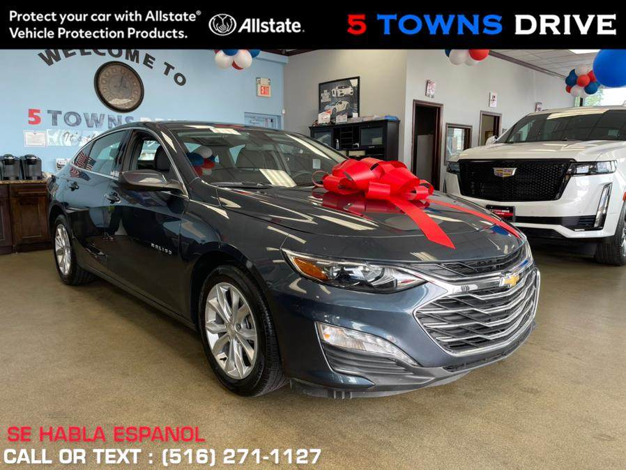Used Chevrolet Malibu 4dr Sdn LT 2020   5 Towns Drive. Inwood, New York