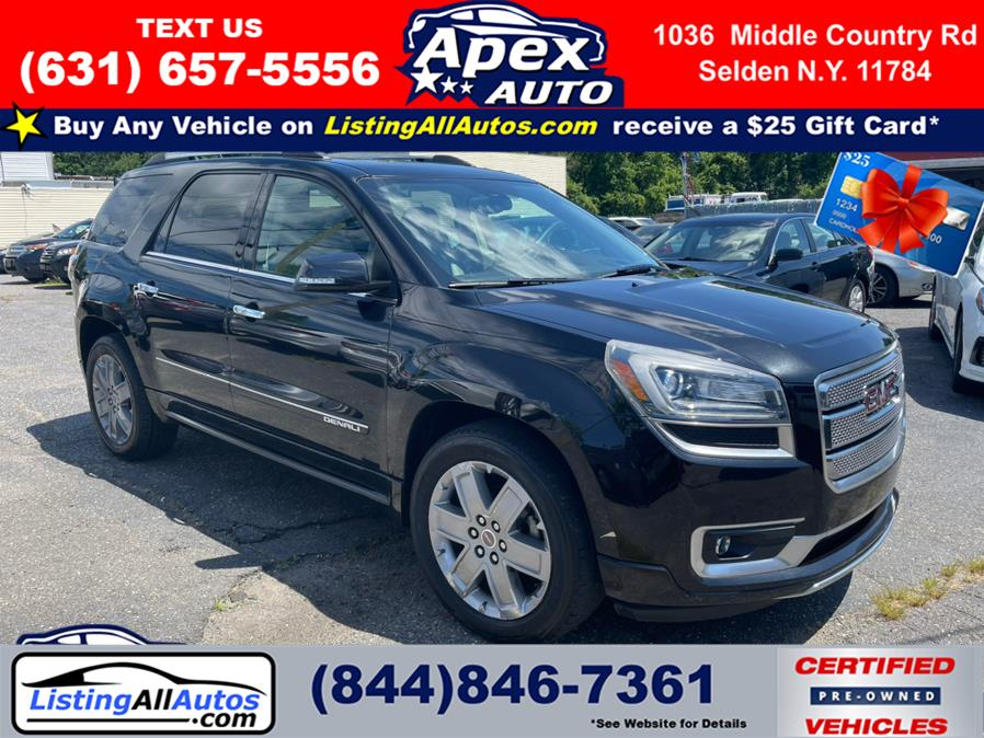 Used 2013 GMC Acadia in Patchogue, New York   www.ListingAllAutos.com. Patchogue, New York