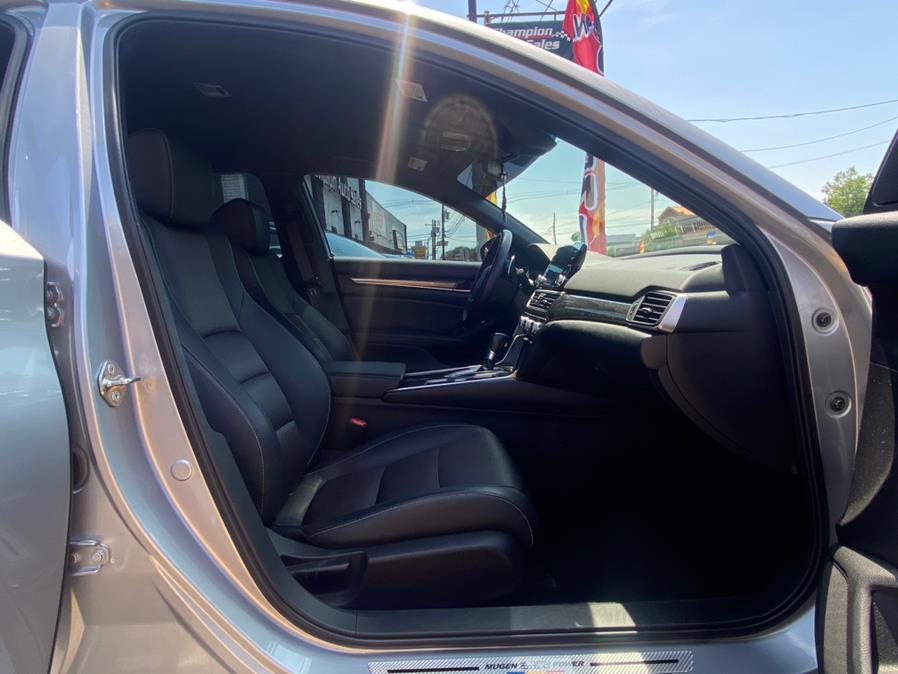 Used Honda Accord Sedan Sport 1.5T CVT 2018 | Champion Auto Sales. Linden, New Jersey