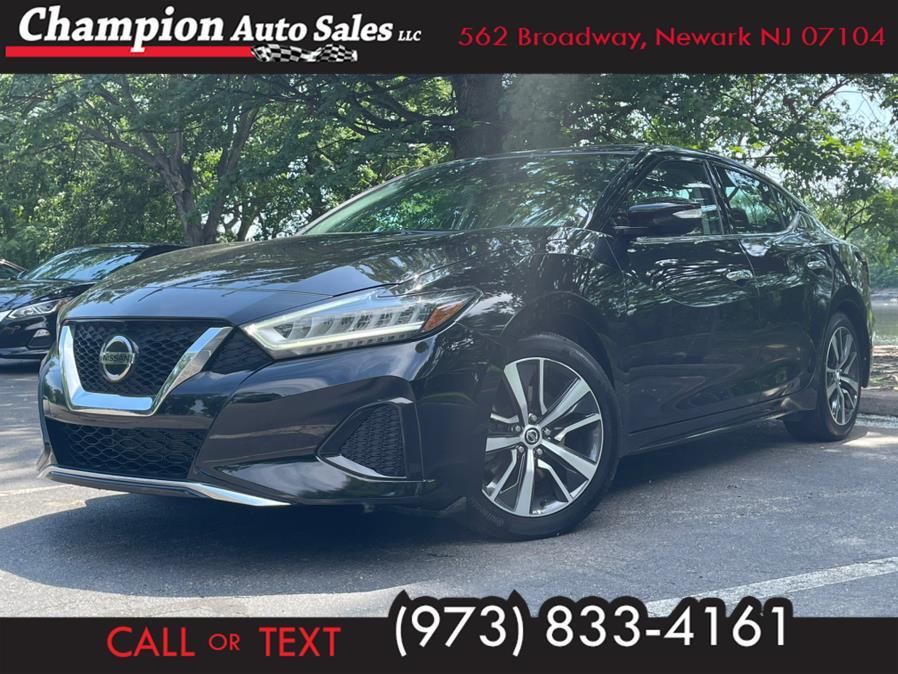 Used 2020 Nissan Maxima in Newark, New Jersey | Champion Auto Sales. Newark, New Jersey