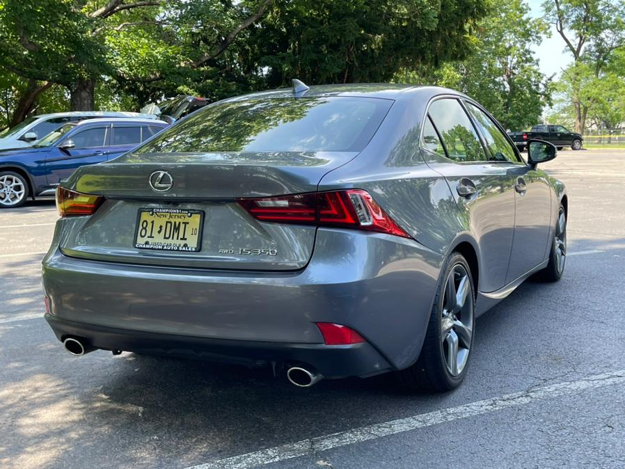 Used Lexus IS 350 4dr Sdn AWD 2014 | Champion Auto Sales. Newark, New Jersey