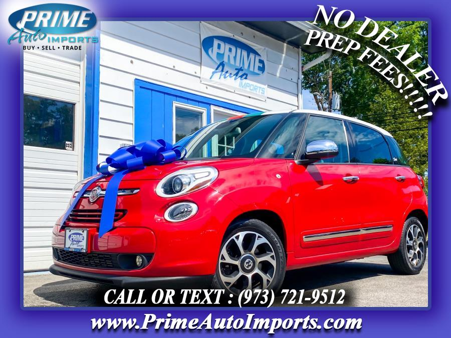 Used 2014 FIAT 500L in Bloomingdale, New Jersey | Prime Auto Imports. Bloomingdale, New Jersey