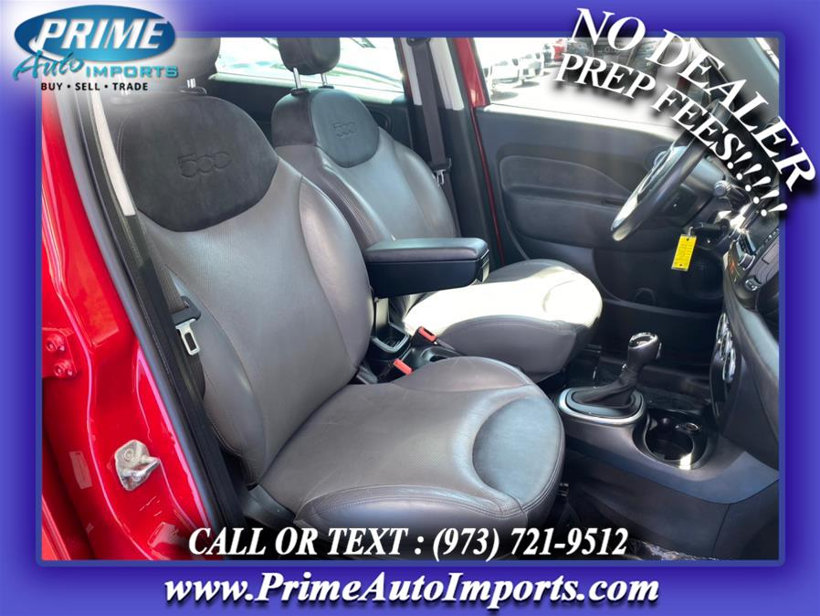 Used FIAT 500L Gucci Lounge 2014 | Prime Auto Imports. Bloomingdale, New Jersey