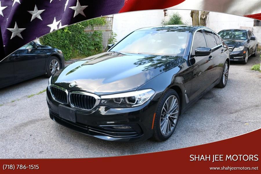 Used 2018 BMW 5 Series in Woodside, New York | SJ Motors. Woodside, New York