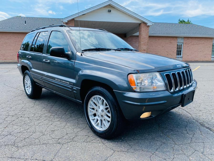 Used Jeep Grand Cherokee 4dr Limited 4WD 2003   Supreme Automotive. New Britain, Connecticut