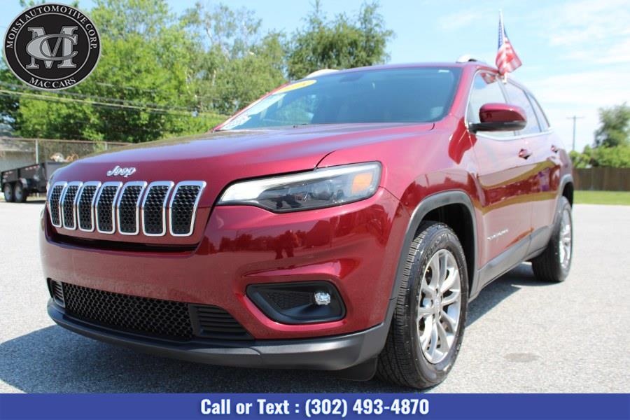 Used Jeep Cherokee Latitude Plus FWD 2019   Morsi Automotive Corp. New Castle, Delaware