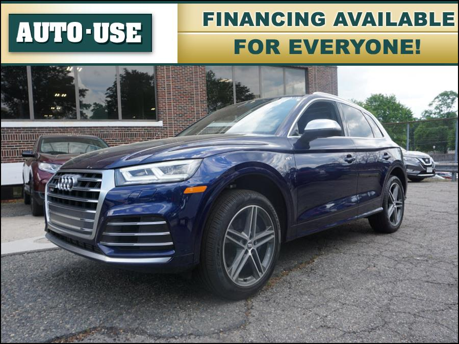 Used 2018 Audi Sq5 in Andover, Massachusetts | Autouse. Andover, Massachusetts