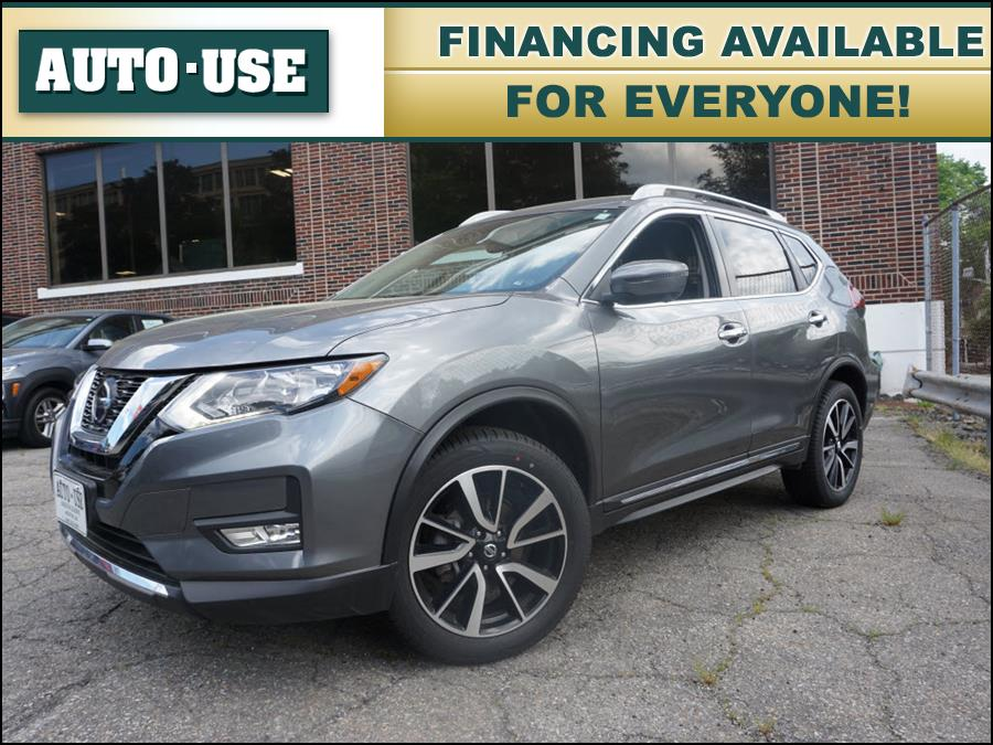 Used 2020 Nissan Rogue in Andover, Massachusetts | Autouse. Andover, Massachusetts