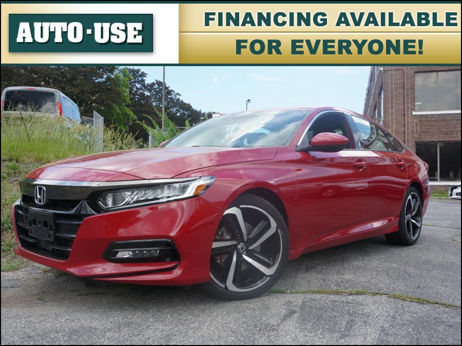 Used Honda Accord Sport 2019   Autouse. Andover, Massachusetts