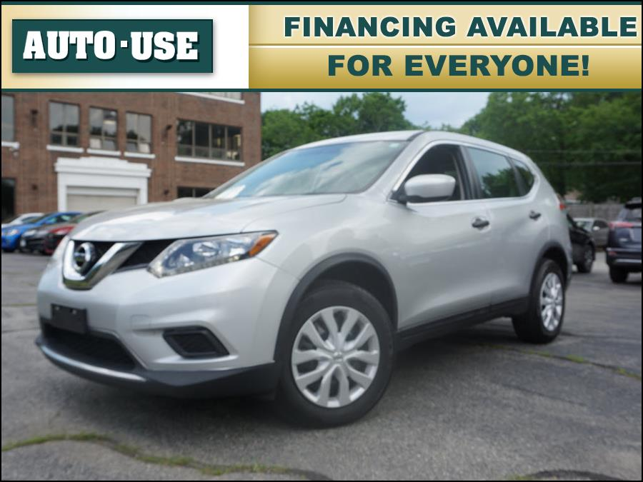 Used 2016 Nissan Rogue in Andover, Massachusetts | Autouse. Andover, Massachusetts