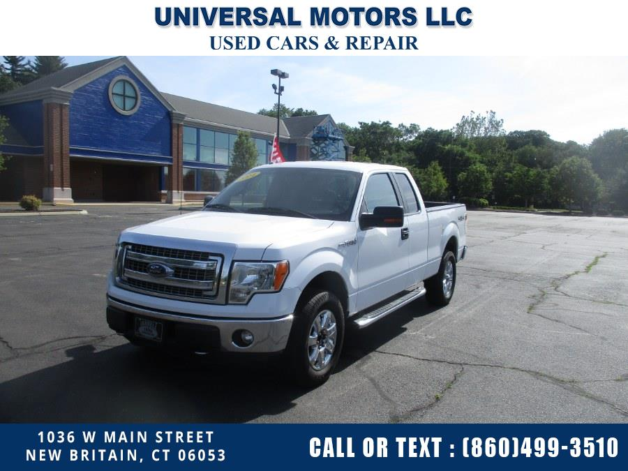 Used 2014 Ford F-150 in New Britain, Connecticut   Universal Motors LLC. New Britain, Connecticut