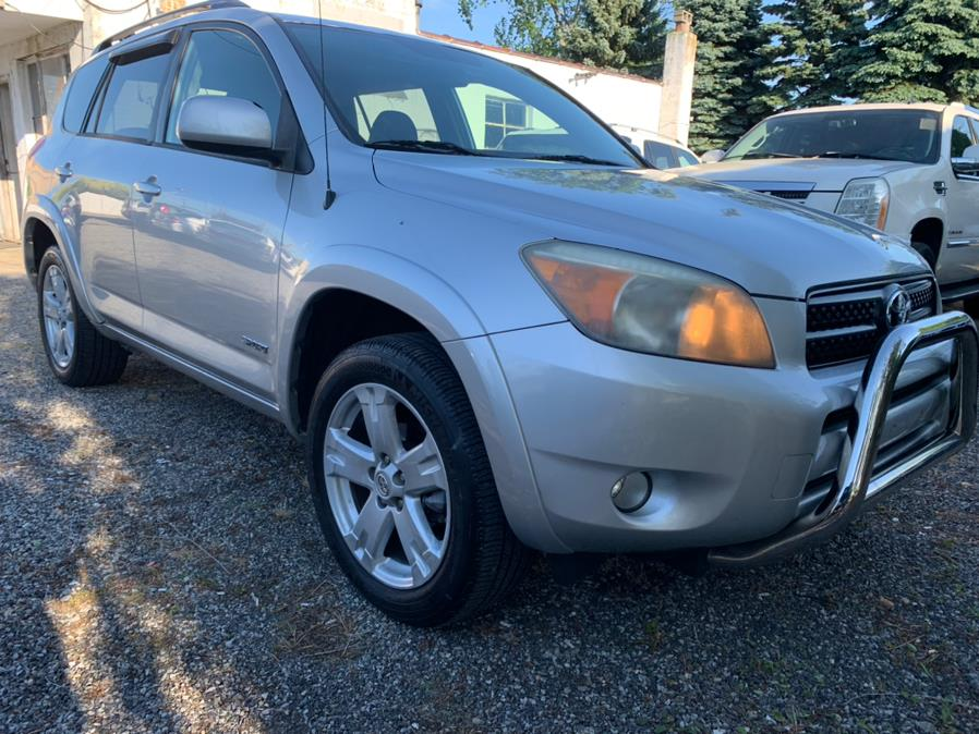 Used Toyota RAV4 4dr Sport 4-cyl 4WD (Natl) 2006 | Great Buy Auto Sales. Copiague, New York