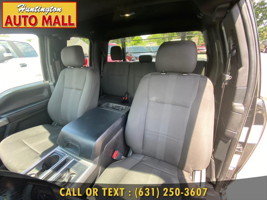 """Used Ford F-150 4WD SuperCab 145"""" XLT Sport Package 2015   Huntington Auto Mall. Huntington Station, New York"""