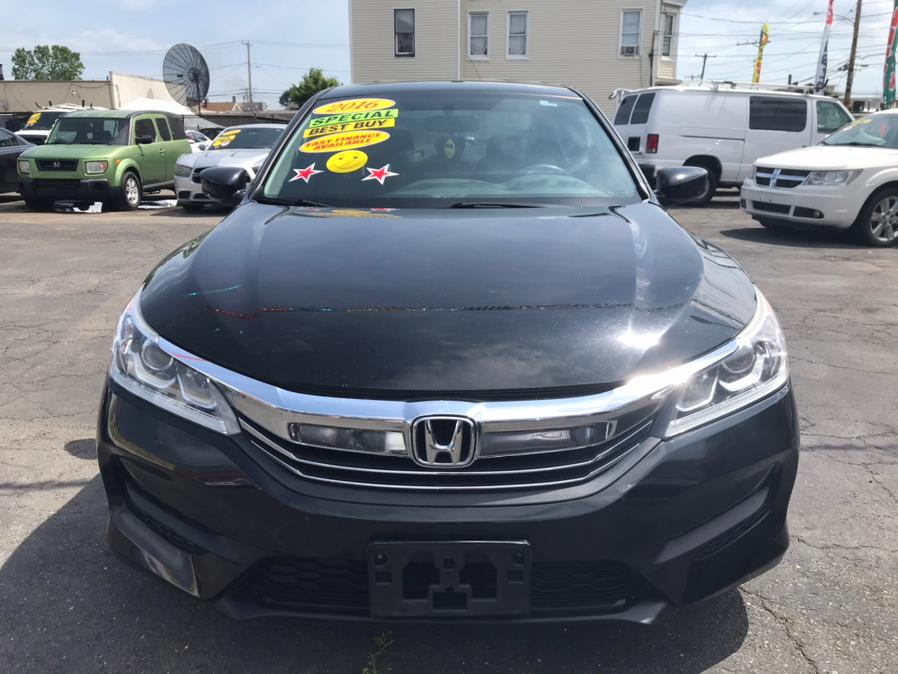Used Honda Accord Sedan 4dr I4 CVT LX 2016   Affordable Motors Inc. Bridgeport, Connecticut