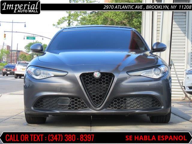 Used Alfa Romeo Giulia RWD 2018 | Imperial Auto Mall. Brooklyn, New York