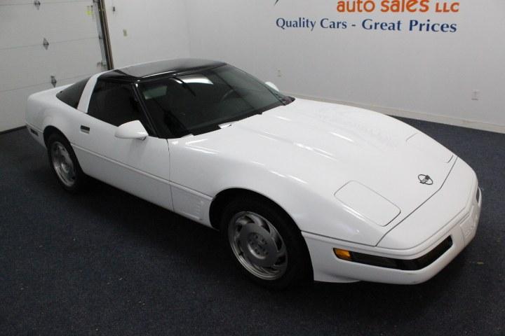 Used Chevrolet Corvette 2dr Coupe 1995 | New England Auto Sales LLC. Plainville, Connecticut
