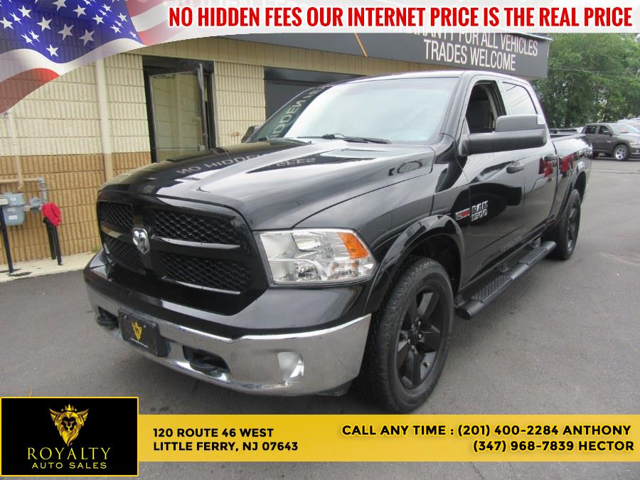 """Used Ram 1500 4WD Crew Cab 149"""" Big Horn 2015   Royalty Auto Sales. Little Ferry, New Jersey"""
