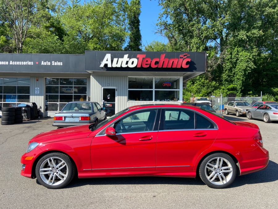 Used 2014 Mercedes-Benz C-Class in New Milford, Connecticut