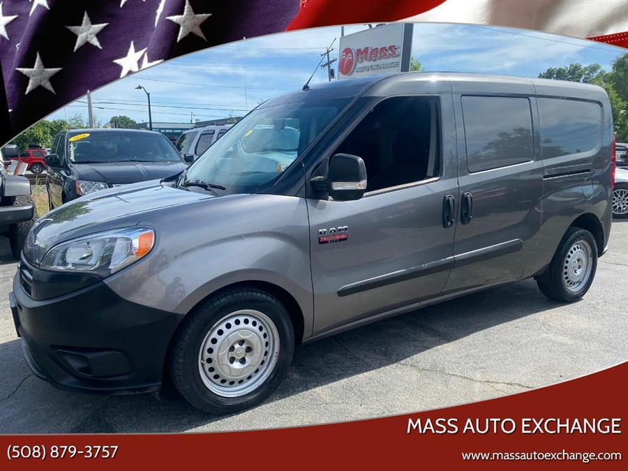 Used Ram Promaster City Cargo Tradesman 4dr Cargo Mini Van 2015 | Mass Auto Exchange. Framingham, Massachusetts
