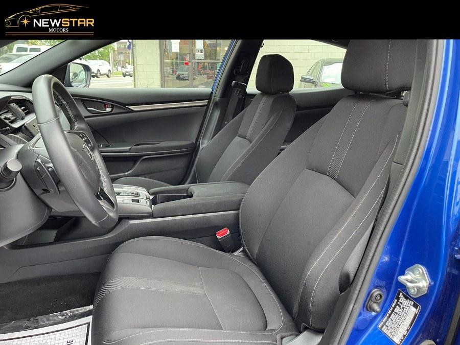 Used Honda Civic Hatchback Sport Hatchback CVT 2019 | New Star Motors. Chelsea, Massachusetts