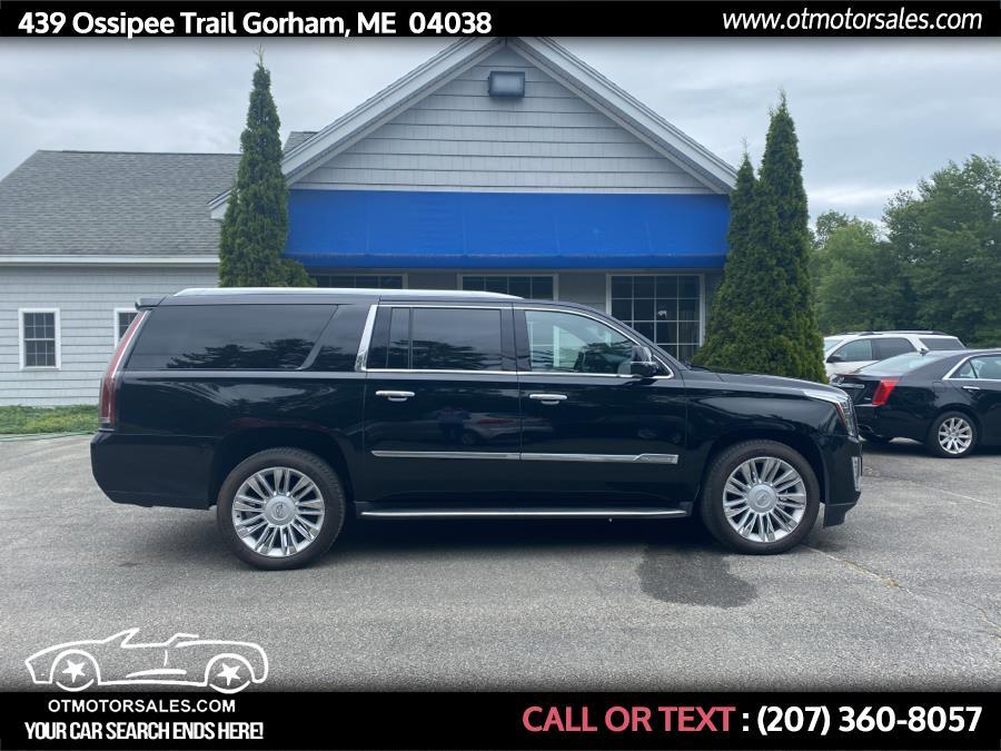 Used 2016 Cadillac Escalade ESV in Gorham, Maine | Ossipee Trail Motor Sales. Gorham, Maine