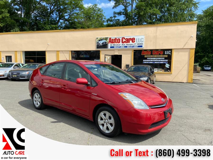 Used Toyota Prius 5dr HB (Natl) 2006 | Auto Care Motors. Vernon , Connecticut