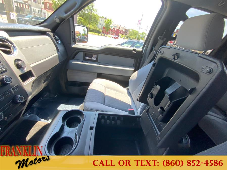 "Used Ford F-150 2WD SuperCrew 157"" XLT 2012   Franklin Motors Auto Sales LLC. Hartford, Connecticut"