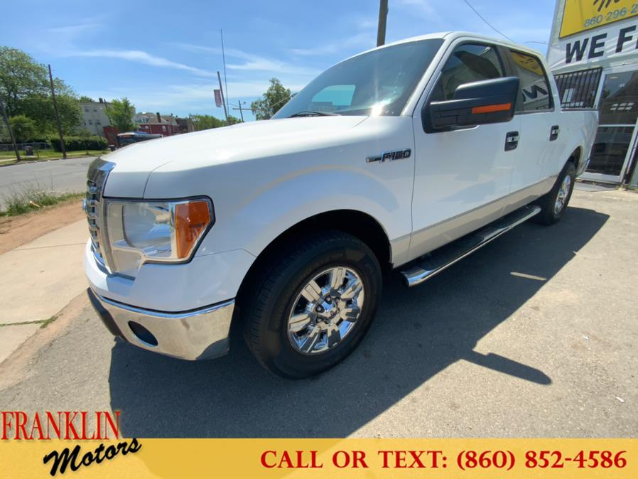 Used 2012 Ford F-150 in Hartford, Connecticut | Franklin Motors Auto Sales LLC. Hartford, Connecticut