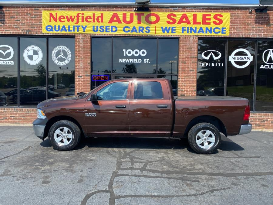 """Used Ram 1500 4WD Crew Cab 140.5"""" Tradesman 2014 
