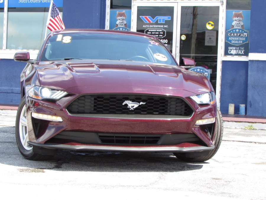 Used 2018 Ford Mustang in Orlando, Florida | VIP Auto Enterprise, Inc. Orlando, Florida
