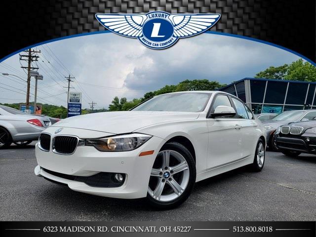 Used 2015 BMW 3 Series in Cincinnati, Ohio | Luxury Motor Car Company. Cincinnati, Ohio