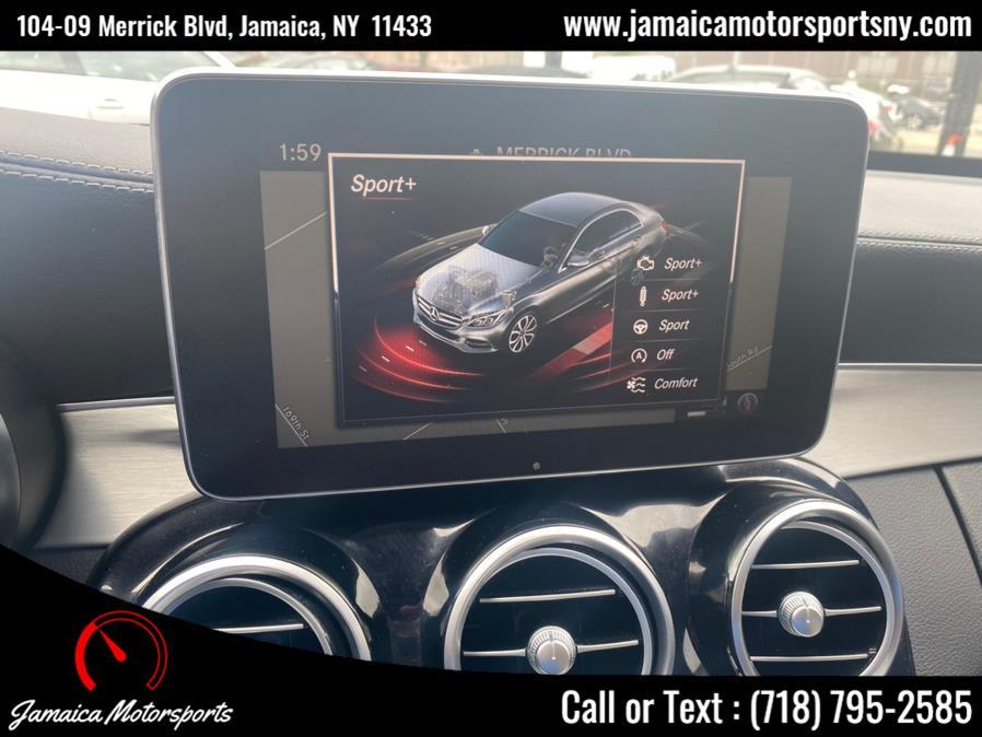 Used Mercedes-Benz C-Class AMG C 43 4MATIC Sedan 2017 | Jamaica Motor Sports . Jamaica, New York