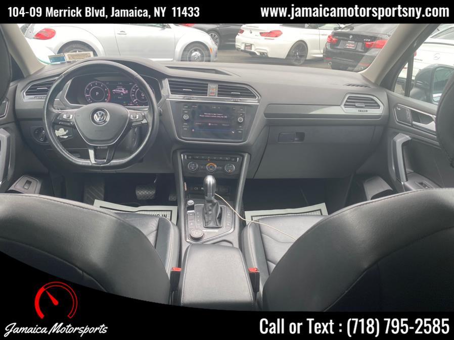Used Volkswagen Tiguan 2.0T SEL Premium 4MOTION 2018   Jamaica Motor Sports . Jamaica, New York