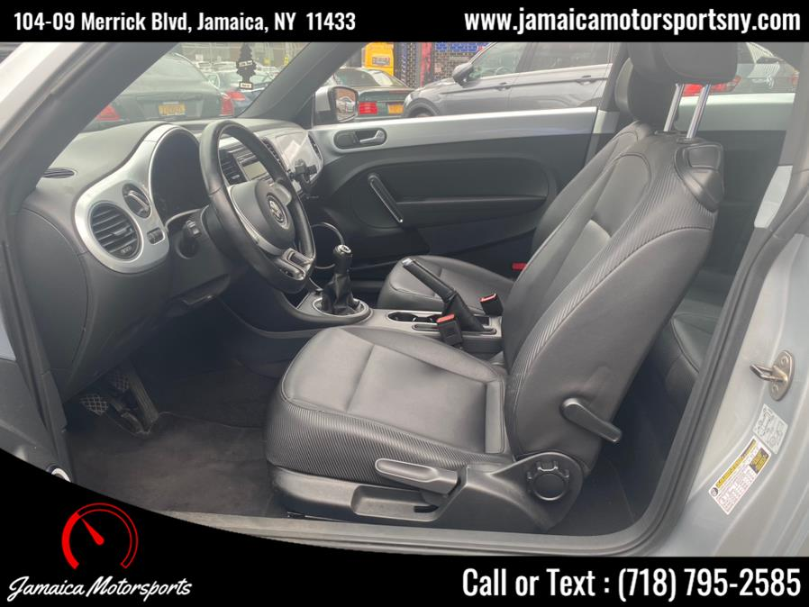 Used Volkswagen Beetle 2dr Cpe Man 2.5L PZEV 2012 | Jamaica Motor Sports . Jamaica, New York
