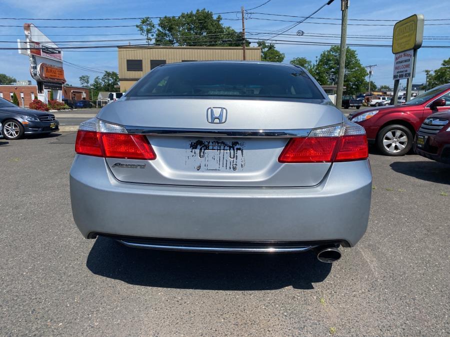 Used Honda Accord Sedan 4dr I4 CVT LX 2014 | Auto Store. West Hartford, Connecticut