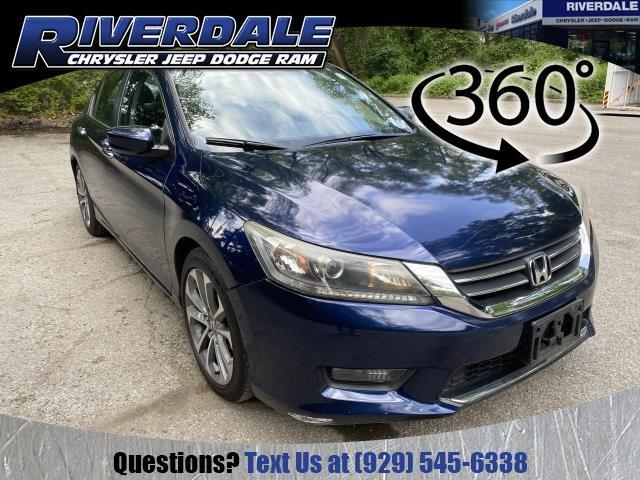 Used Honda Accord Sport 2014 | Eastchester Motor Cars. Bronx, New York