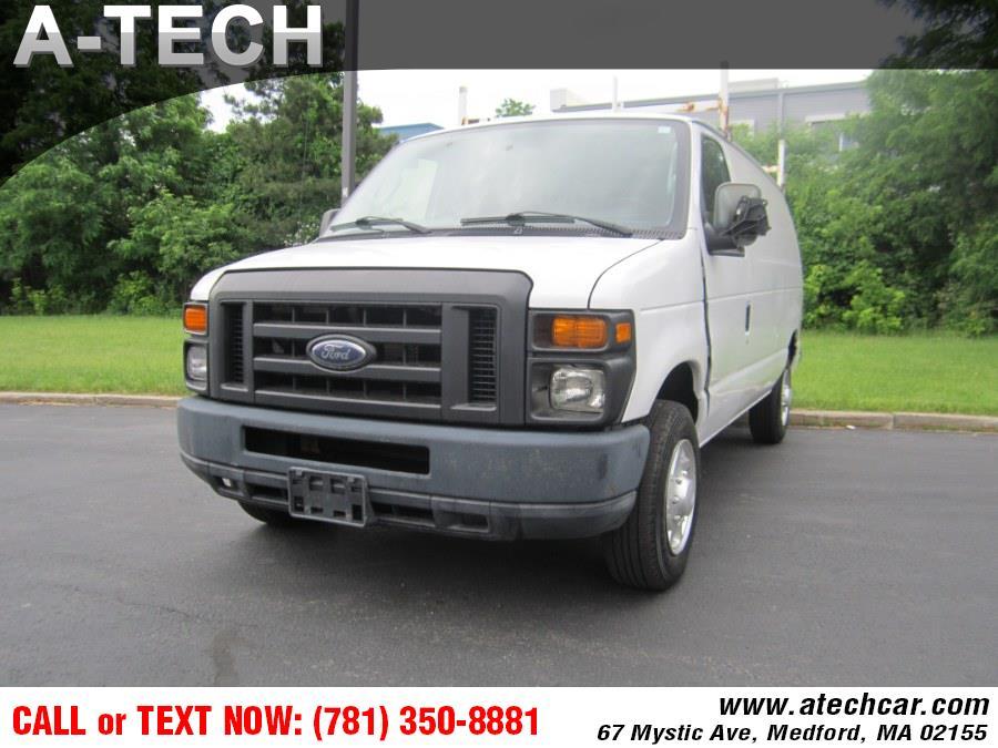 Used Ford Econoline Cargo Van E-150 Commercial 2011   A-Tech. Medford, Massachusetts