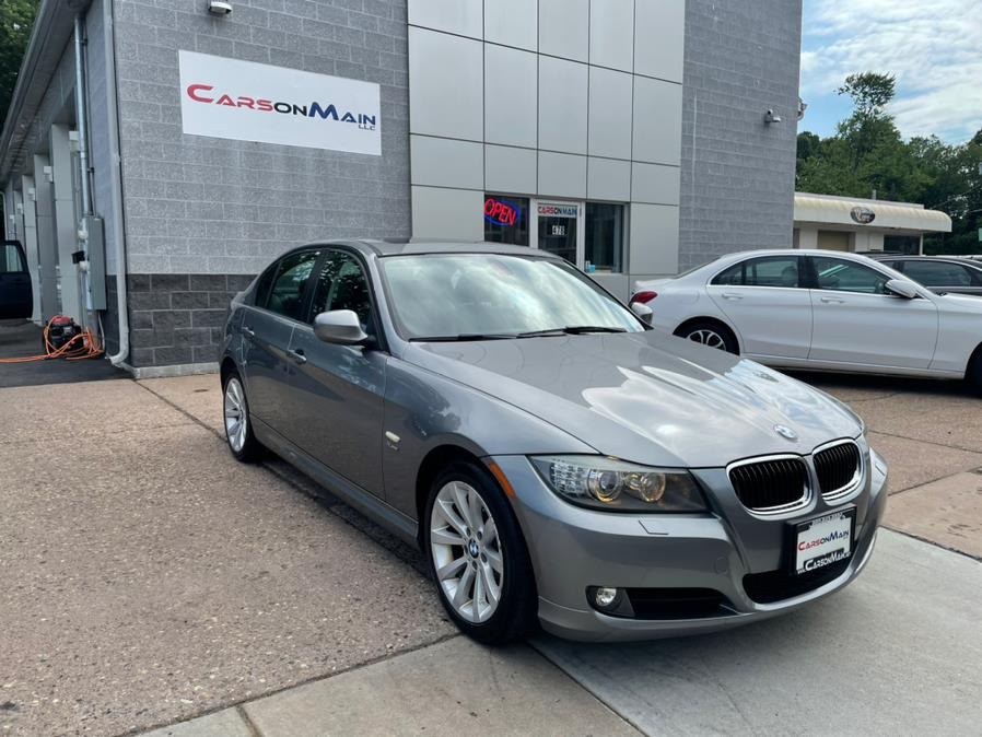 Used BMW 3 Series 4dr Sdn 328i xDrive AWD 2011 | Carsonmain LLC. Manchester, Connecticut