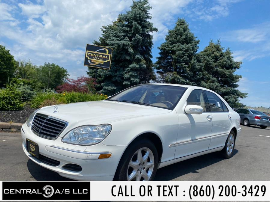 Used Mercedes-Benz S-Class 4dr Sdn 4.3L 4MATIC 2006   Central A/S LLC. East Windsor, Connecticut