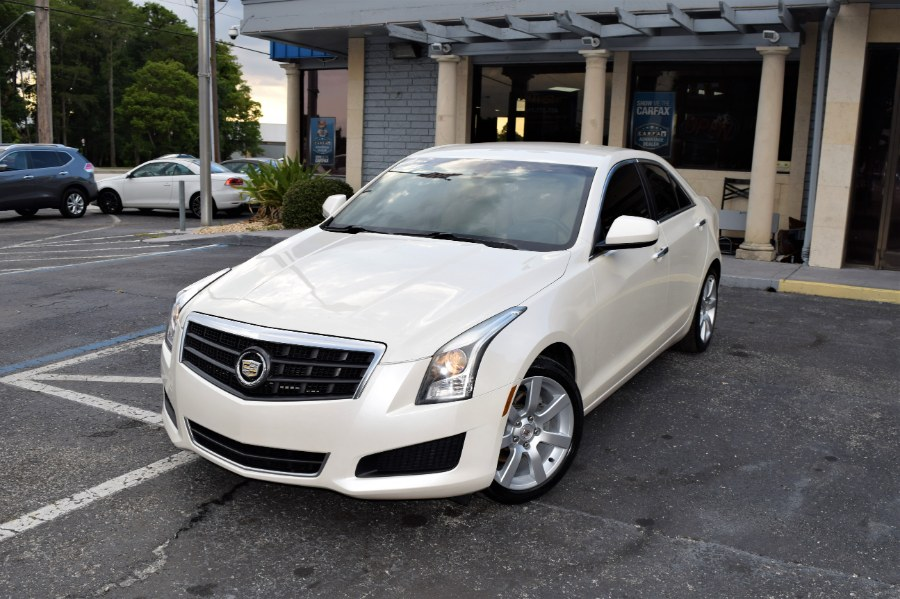 Used 2014 Cadillac ATS in Winter Park, Florida   Rahib Motors. Winter Park, Florida