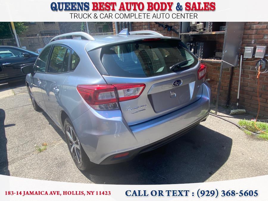 Used Subaru Impreza 2.0i Premium 5-door CVT 2019 | Queens Best Auto Body / Sales. Hollis, New York