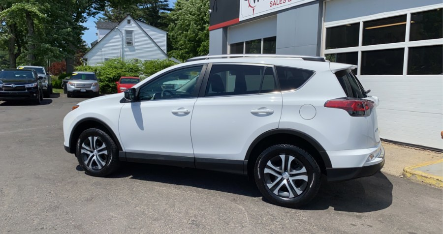 Used Toyota RAV4 LE AWD 2018 | West End Automotive Center. Waterbury, Connecticut