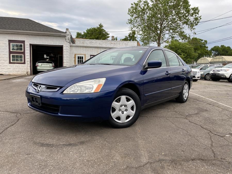 Used 2005 Honda Accord Sdn in Springfield, Massachusetts   Absolute Motors Inc. Springfield, Massachusetts