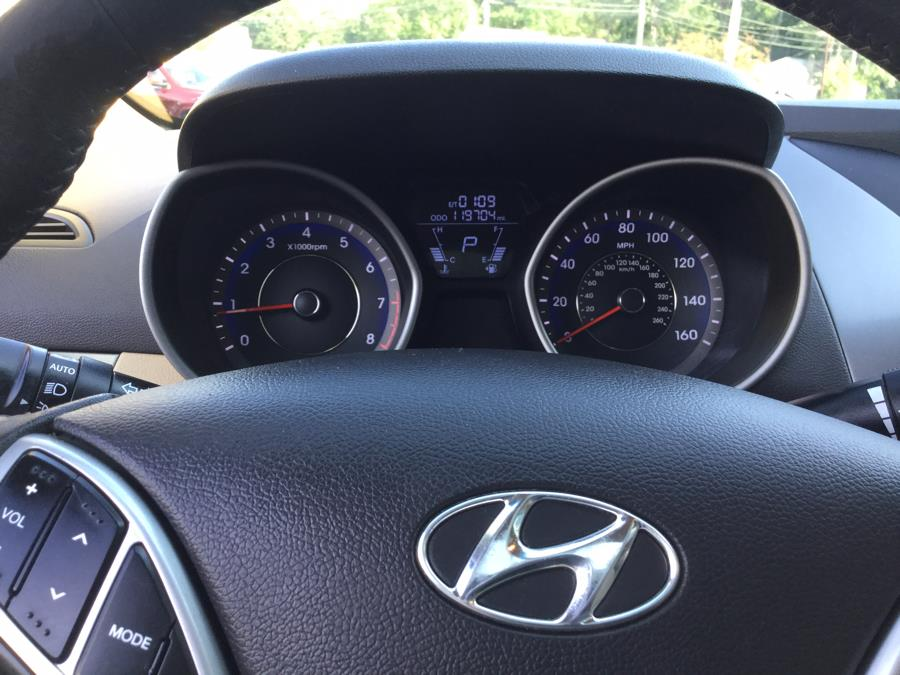Used Hyundai Elantra 4dr Sdn Auto Limited PZEV 2012   L&S Automotive LLC. Plantsville, Connecticut