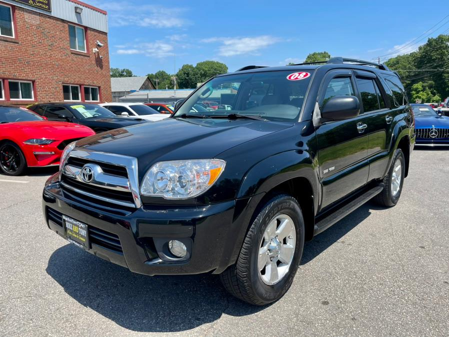 Used Toyota 4Runner 4WD 4dr V6 SR5 (Natl) 2008 | Mike And Tony Auto Sales, Inc. South Windsor, Connecticut