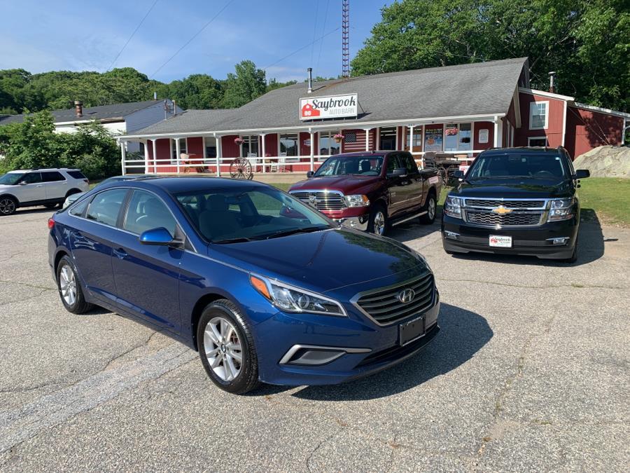 Used 2016 Hyundai Sonata in Old Saybrook, Connecticut | Saybrook Auto Barn. Old Saybrook, Connecticut