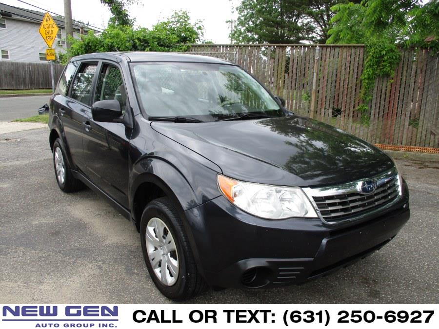 Used 2009 Subaru Forester (Natl) in West Babylon, New York | New Gen Auto Group. West Babylon, New York
