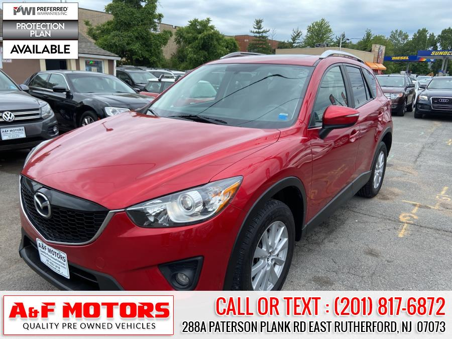 Used 2015 Mazda CX-5 in East Rutherford, New Jersey | A&F Motors LLC. East Rutherford, New Jersey