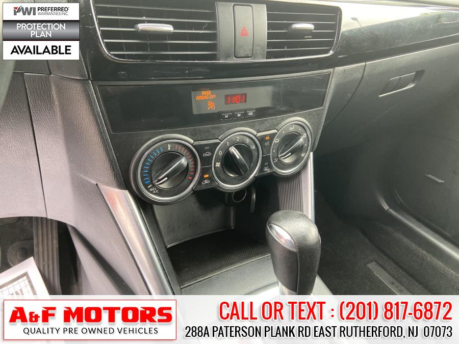 Used Mazda CX-5 AWD 4dr Auto Touring 2015   A&F Motors LLC. East Rutherford, New Jersey