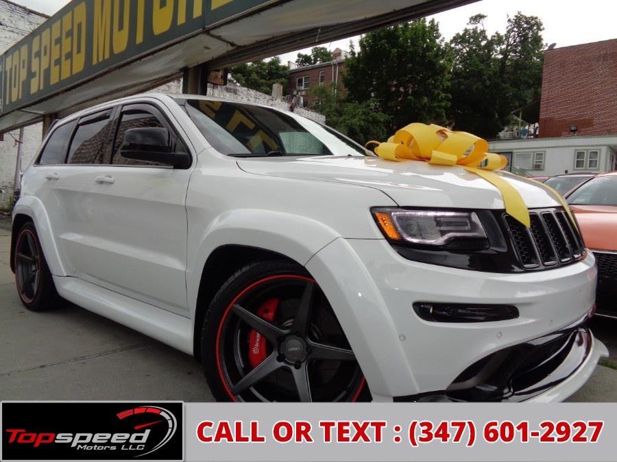 Used Jeep Grand Cherokee 4WD SRT 2015 | Top Speed Motors LLC. Jamaica, New York